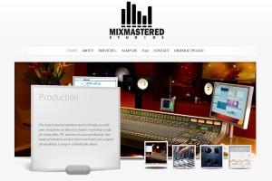 wordpress web design, blog, mastering, music, dj